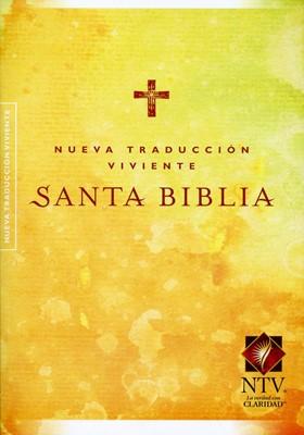 Biblia NTV Compacta (Rústica Amarilla) [Biblia]