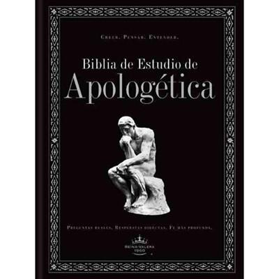 Biblia De Estudio Apologetica/RVR/Tapa D