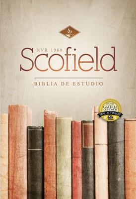Biblia De Estudio Scofield/RVR/Imitacion