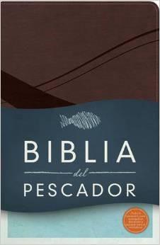 Biblia Del Pescador Reina Valera (Chocolate Símil Piel) [Biblia]