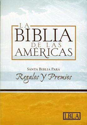 La Biblia de las Américas Premios Y Regalos (Rústica) [Biblia]