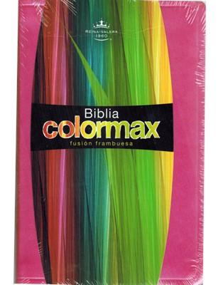 Biblia RVR60 Colormax (Sintetica Fucsia) [Biblia de Bolsillo]