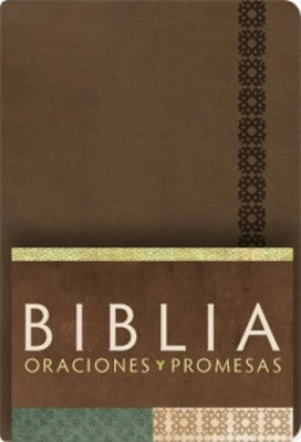 Biblia Reina Valera Contemporánea Oraciones Y Promesas (Imitación Piel Canela ) [Biblia]