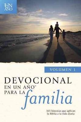 Devocional en un Año Para la Familia 1 (Rústica) [Devocional]