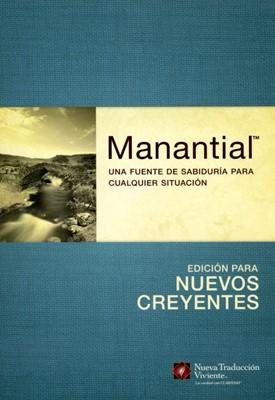 Manantial Edición Para Nuevos Creyentes (Rústica)