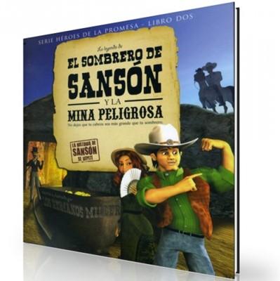 La Leyenda de El Sombrero de Sansón (Tapa dura) [Libro]