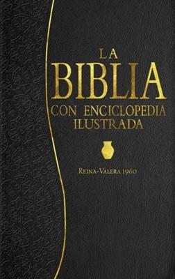Biblia Reina Valera 60 Con Enciclopedia Ilustrada