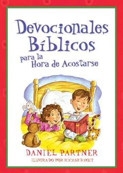 Devocionales Bíblicos Para La Hora De Acostarse (Rústica) [Devocional]