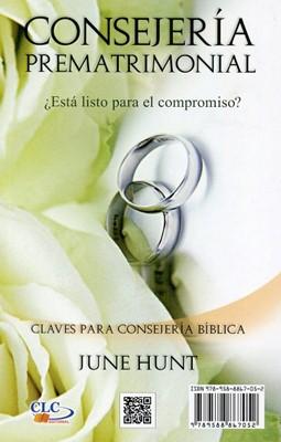 Consejería prematriomonial / Matrimonio (Rústica) [Devocional de Bolsillo]