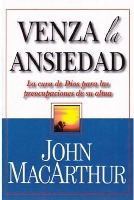 Venza La Ansiedad (Rústica) [Libro]