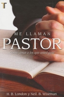 Me Llaman Pastor (Rústica)