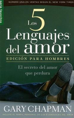 Cinco Lenguajes Del Amor Hombres (Rústica) [Libro de Bolsillo]