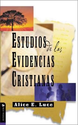 Estudios De Las Evidencias Cristianas (Rústica)