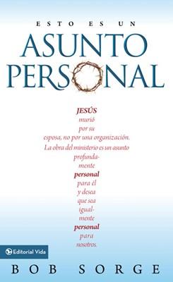 Esto Es Un Asunto Personal (Rústica) [Libro]