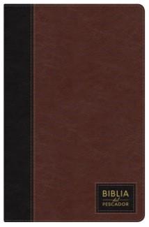 Biblia Pescador NTV ( símil piel de lujo siena oscuro) [Biblia]