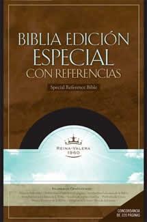 Biblia RVR  Edición Especial con Referencias (Imitación Piel) [Biblia]