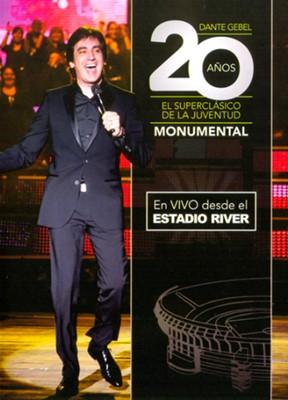 20 Años, El Superclásico de la Juventud [DVD]