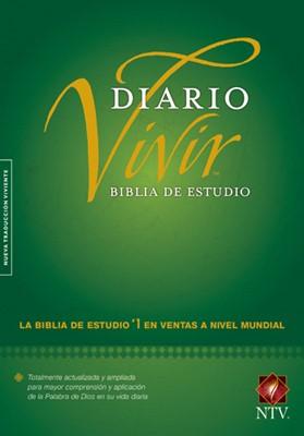 Biblia de Estudio del Diario Vivir NTV (Tapa dura) [Biblia de Estudio]