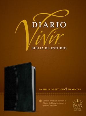 Biblia De Estudio Diario Vivir con índice