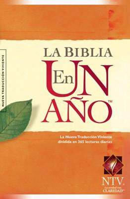 La Biblia en un Año NTV (Tapa Dura) [Biblia]