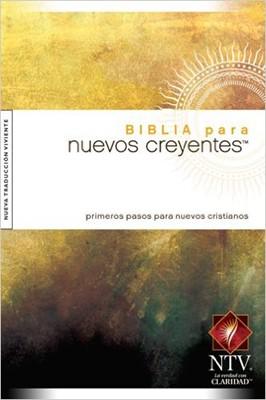Biblia NTV Nuevos Creyentes (Rústica) [Biblia]