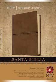 Biblia Referencia Ultrafina (Café Rústico)
