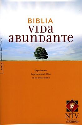 Biblia Vida Abundante NTV (Rústica) [Biblia]