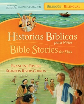 Historias Bíblicas para Niños / Bible Stories for Kids (Tapa Dura) [Libro]