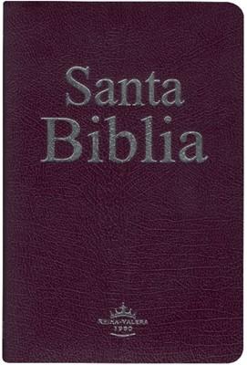 Biblia RVR1960 065e Lila (Imitación Piel Lila) [Biblia]