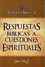 Respuestas Bíblicas a Cuestiones Espirituales (Rústica) [Libro]