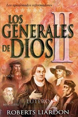 Los Generales De Dios (Tapa Dura) [Libro]