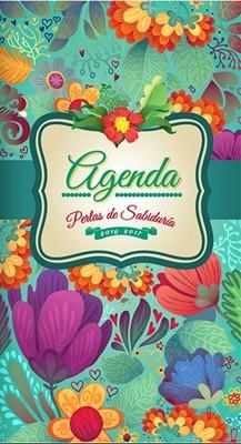 Perlas de Sabiduría Agenda de Bolsillo 2016-2017 (Flexible) [Agenda]