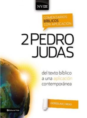 Comentario Bíblico Con Aplicación NVI 2 Pedro Y Judas (Tapa Dura) [Comentario]