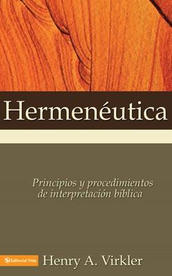 Hermenéutica (Rústica) [Libro]