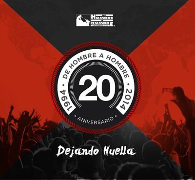 20 Años Dejando Huella [CD]