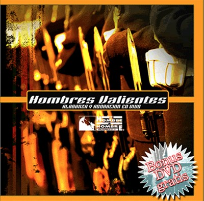 Hombres Valientes [CD + DVD]