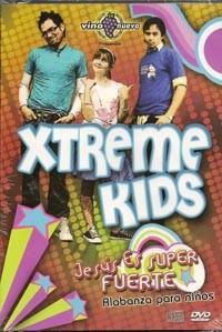 Xtreme Kids Jesus Es Super Fuerte [DVD]