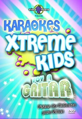 Xtreme Kids Voy A Gritar Karaokes [DVD]