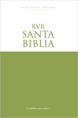 Biblia Reina Valera 1977 (Rústica) [Biblia]