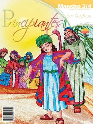 Principiantes Maestro 3/4 5-6 Años (Rústica) [Libro]
