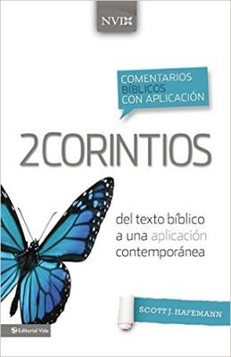 Comentario Bíblico Con Aplicación NVI 2 Corintios (Tapa Dura) [Comentario]