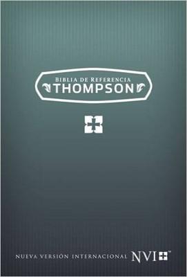 Biblia Thompson NVI con Referencias (Imitación Piel Marrón ) [Biblia]