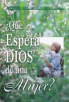 ¿Qué Espera Dios De Una Mujer? (Rústica) [Libro de Bolsillo]
