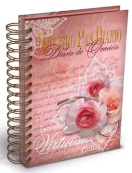 Diario De Oración Mujer Virtuosa (Tapa Dura Anillado) [Diario]