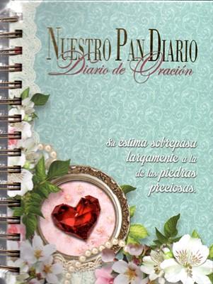 Diario de oración Joya preciosa (Tapa Dura Anillado) [Diario]