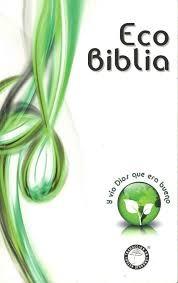 Biblia Traducción en Lenguaje Actual Ecobiblia (Rústica) [Biblia]