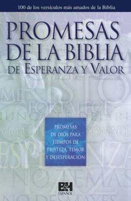 Promesas Biblicas De Esperanza Y Valor [Folleto]