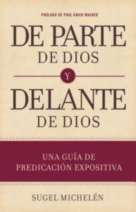 De Parte De Dios Y Delante De Dios (Tapa Dura) [Libro]