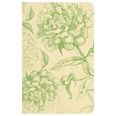 Biblia Reina Valera Clásica (Vinil Verde Floral) [Biblia]