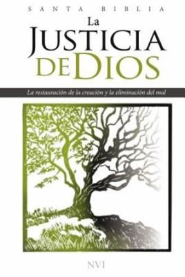 Biblia NVI La Justicia De Dios (Duo Tono) [Biblia de Estudio]